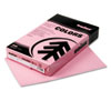 Boise Fireworx Colored Paper, 20lb, 8-1/2 x 14, Powder Pink, 500 Sheets/Ream, RM - CASMP2204PK
