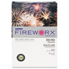 Boise Fireworx Colored Paper, 20lb, 11 x 17, Crackling Canary, 500 Sheets/Ream, RM - CASMP2207CY