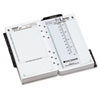 DAYTIMER'S INC. Day-Timer Reference Dated Two-Page-per-Day Organizer Refill, July-June., 3-3/4 x 6-3/4