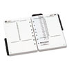 DAYTIMER'S INC. Day-Timer Dated One-Page-per-Day Organizer Refill, July-June, 5-1/2 x 8-1/2