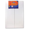 ELMER'S PRODUCTS, INC. Elmer's Guide-Line Foam Display Board, 36 x 48, White, 12/Carton