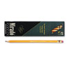 Papermate Mirado Woodcase Pencil, HB #2, Yellow Barrel, Dozen, DZ - PAP2097