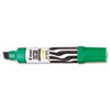 Pilot Jumbo Refillable Permanent Marker, Chisel Tip, Refillable, Green