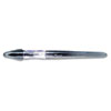 Pilot Plumix Refillable Fountain Stick Pen, Black Ink, Medium