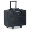 SOLO Rolling Laptop Case, Poly, 16 x 6 1/2 x 15, Black, EA - USLB1004