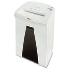 SECURIO B24L6 Medium-Duty High-Security Cross-Cut Shredder, 5 Sheet Capacity HSMB24L6