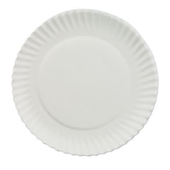 AJM Packaging Corporation White Paper Plates, 6