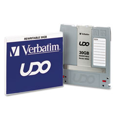 Verbatim UDO Rewritable Ultra-Density Optical Cartridge, 30GB
