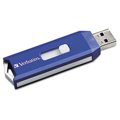 Verbatim Store 'n' Go PRO USB 2.0 Flash Drive, 8GB