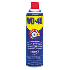 WD-40 Lubricant Spray, 16-oz. Aerosol Can