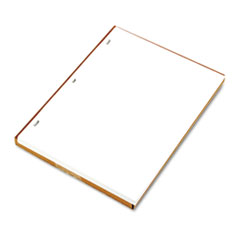 Wilson Jones Ledger Sheets for Corporation and Minute Book, White, 11 x 8-1/2, 100 Sheets