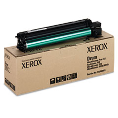 Xerox 113R00663 Drum Cartridge, Black