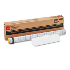 Xerox 6R90268 Toner, 5900 Page-Yield, Black