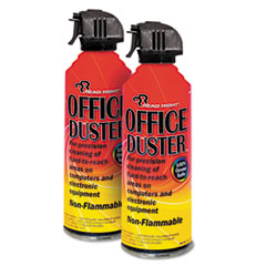 Read Right OfficeDuster Plus All Purpose Duster, 2 10oz Cans/Pack