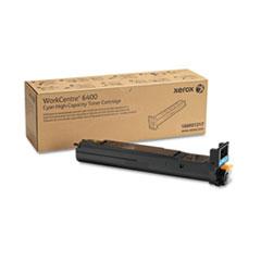 Xerox 106R01317 High-Yield Toner, 14000 Page-Yield, Cyan