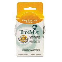 TMS 304607TMEA TimeMist Fan Fragrance Cup Refills TMS304607TMEA