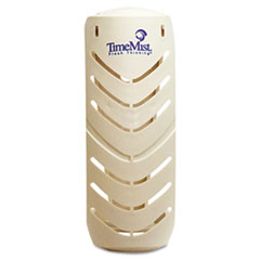 TimeMist TimeWick Automatic Dispenser, 2 1/4w x 3 1/4d x 5 3/4h, White
