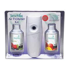 TimeMist Metered Fragrance Dispenser Kit Mango & Voodoo Berry, 6.6oz Aerosol