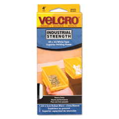 Velcro Industrial Strength Hook and Loop Fastener Tape Roll, 2