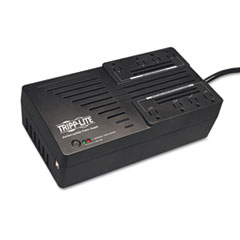 Tripp Lite AVR550U AVR Series Line Interactive UPS 550VA, 120V, USB, RJ11, 8 Outlet