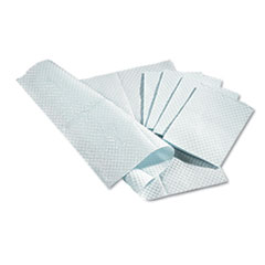 Medline Professional Tissue Towels, 3-Ply, White, 13 x 18, 500/Carton