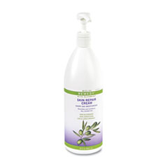 Medline Remedy Skin Repair Cream, 32oz Pump Bottle