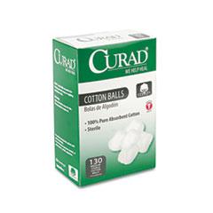 Curad Sterile Cotton Balls, 1