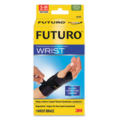 Futuro Energizing Wrist Support, Small/Medium, Fits Right Wrists 5 1/2