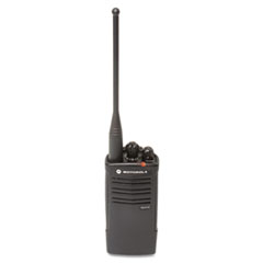 Motorola RDX Series UHF High Power Two-Way Radio, 4 Watt, 10 Channels, 89 Frequencies