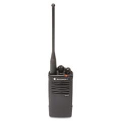 Motorola RDX Series UHF High Power Two-Way Radio, 4 Watt, 10 Channels, 89 Frequencies