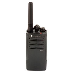 Motorola RDX Series UHF Two-Way Radio, 2 Watt, 2 Channels, 89 Frequencies