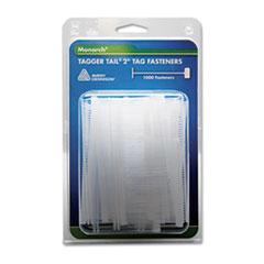 Monarch Tagger Tail Fasteners, Polypropylene, 2