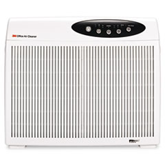 3M Office Air Cleaner w/Filtrete Media Filter, 320 sq ft Room Capacity