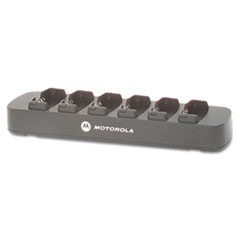 Motorola Six-Unit Charger for RDX-Series Two-Way Radios