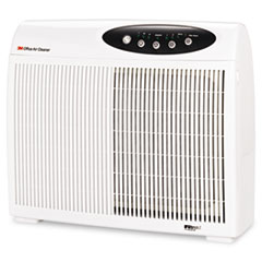3M Office Air Cleaner w/Filtrete Media Filter, 192 sq ft Room Capacity