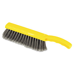 Rubbermaid Commercial Countertop Brush, Silver, 12 1/2