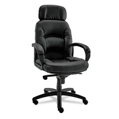 ALE NI41CS10B Alera Nico High-Back Knee-Tilt Chair ALENI41CS10B