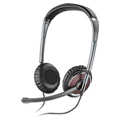 Plantronics Blackwire 420 USB PC Headset, Black