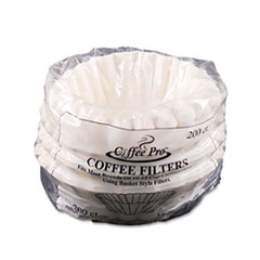 OGF CPF200 Coffee Pro Basket Style Coffee Filters OGFCPF200
