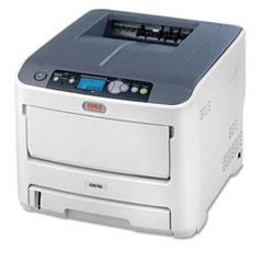 OKI 62433401 Oki C610n Laser Printer OKI62433401