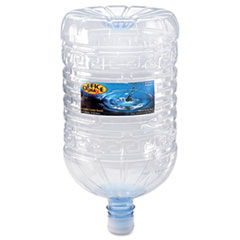 Office Snax Bottled Spring Water, 4 Gallon Bottle