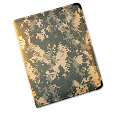 AbilityOne 7510015890592 DAYMAX Digital Camouflage Replacement Binder