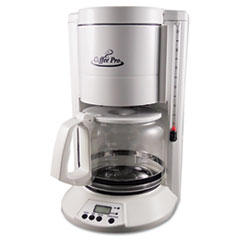 OGF CP330W Coffee Pro Home/Office 12-Cup Coffee Maker OGFCP330W
