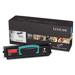 Lexmark E450H41G High-Yield Toner, 11000 Page-Yield, Black
