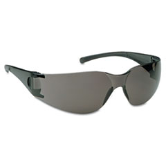 KleenGuard™ GLASSES ELEMENT SMK Element Safety Glasses, Black Frame, Smoke Lens