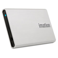 imation Apollo UX Portable Hard Drive, 320GB, USB, 5400rpm