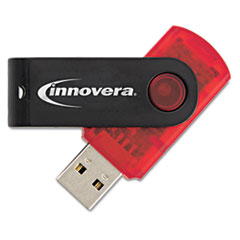 Innovera Portable USB Flash Drive, 32GB