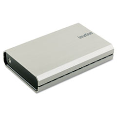 imation Apollo Pro UX External Hard Drive, 1TB, USB, 5400rpm