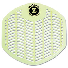 Impact Z-Screen Deodorizing Urinal Screen, Orchard Zing, Green, 12/Box