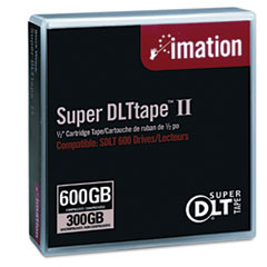 IMN 16988 imation® 1/2 inch Tape Super DLT Data Cartridge IMN16988